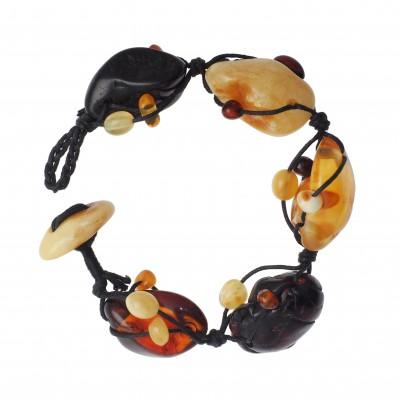 Bright Day Amber Bracelet
