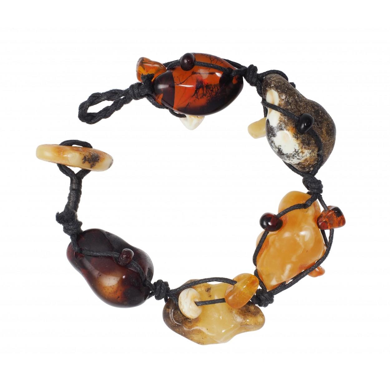 Lucky Day Amber Bracelet