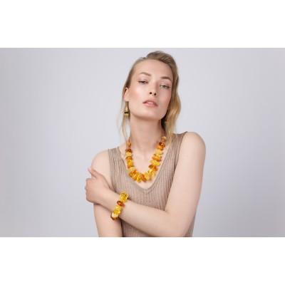 Lollipop Amber Bracelet