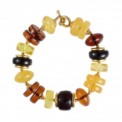 Middle East  Amber Bracelet