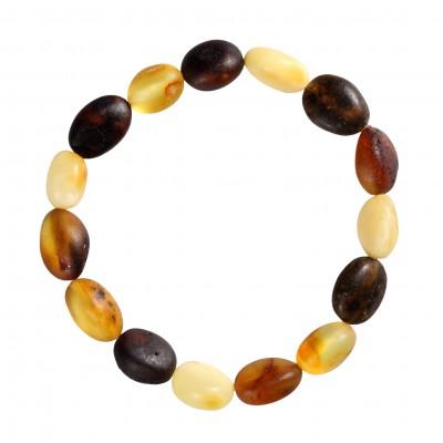 Baby Beans Amber Bracelet