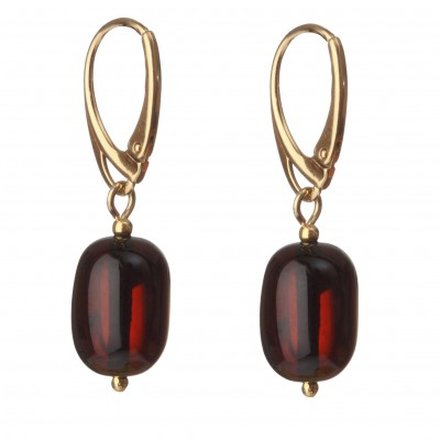 Tili Lili Amber Earrings