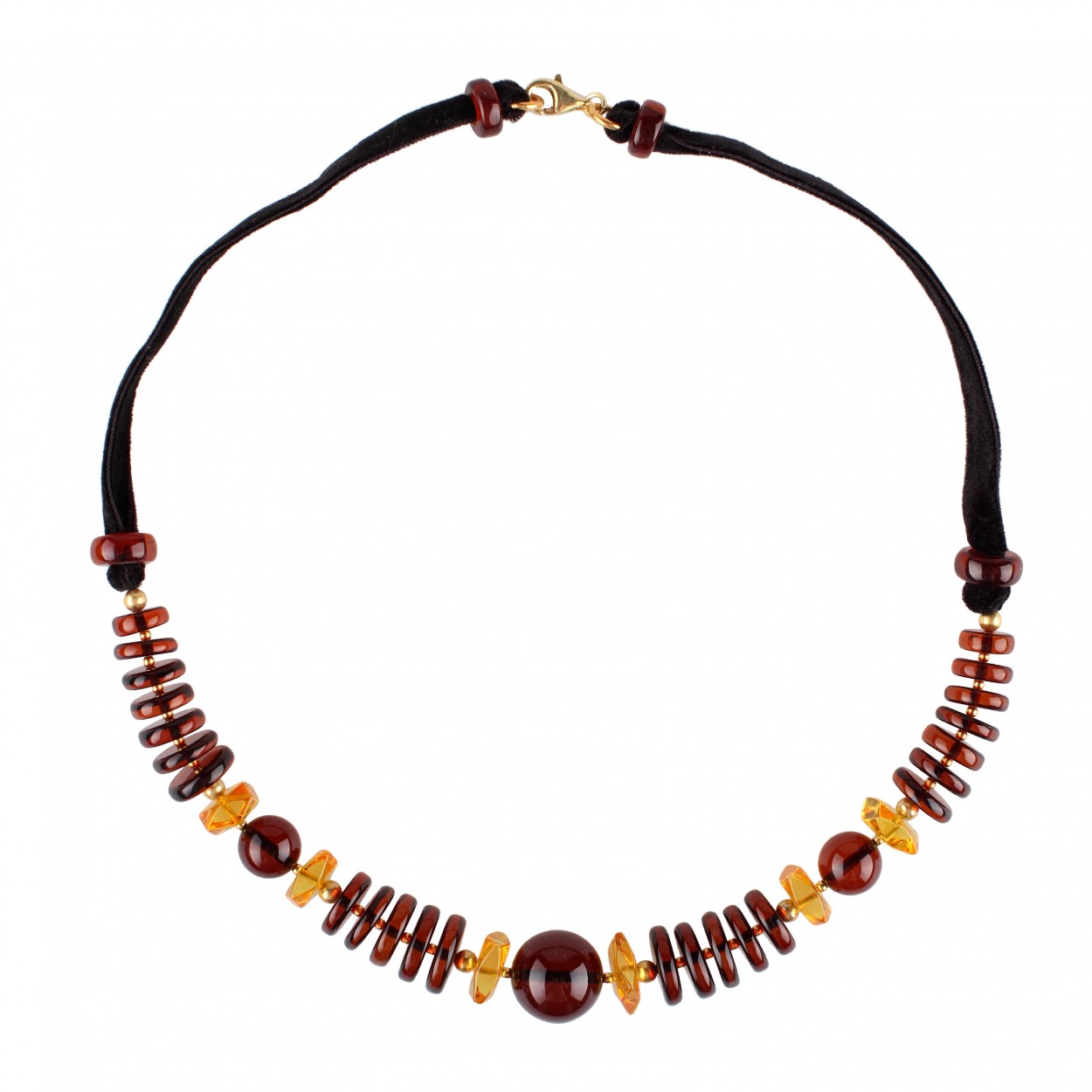 Eurovision Amber Necklace