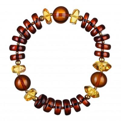Eurovision Amber Bracelet