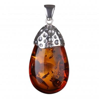 Pegasus Amber Pendant