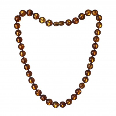 Amber Necklace Sweet Honey