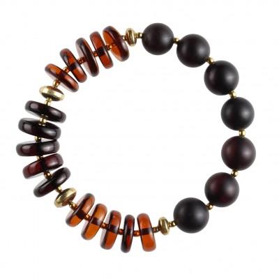 New Start Amber Bracelet
