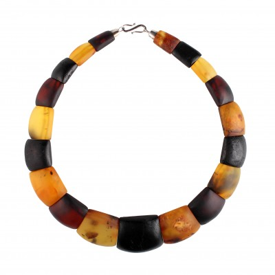 Antique Queen  Amber Necklace