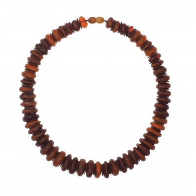 Amber Necklace Military