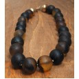 Terra Amber Necklace