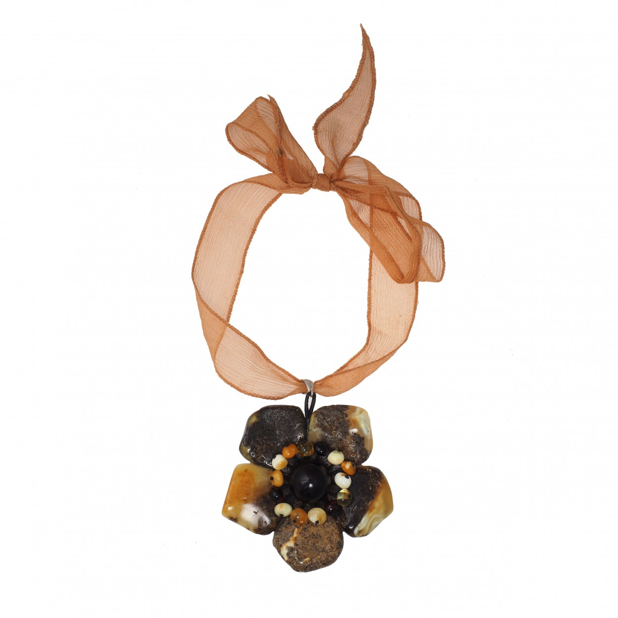 Innocence Amber Necklace