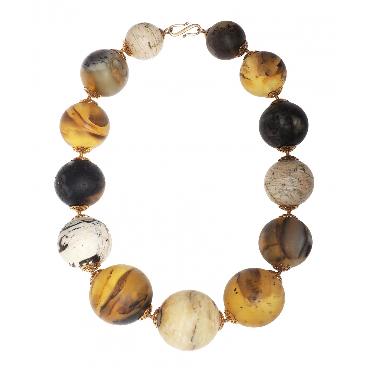 Universe Amber Necklace