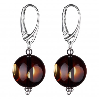 Impuls Amber Earrings