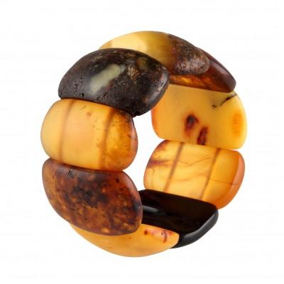 Honey Tone Amber Bracelet