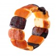 Stone age Amber Bracelet