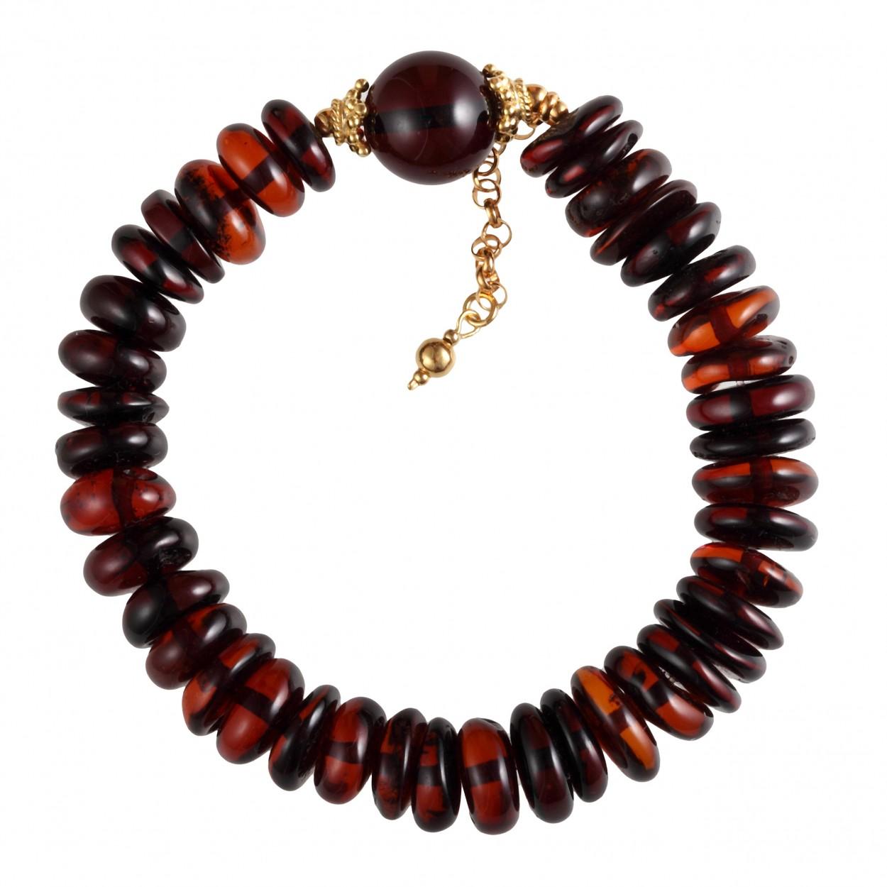New Wave Amber Bracelet