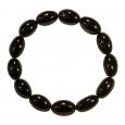 Night Olives Amber Bracelet