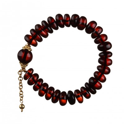 Amber Bracelet New Wave 2