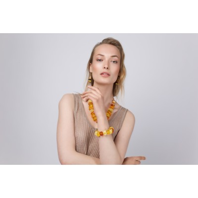 Bonbonb Amber Bracelet
