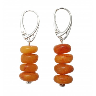 Pinokio Amber Earrings