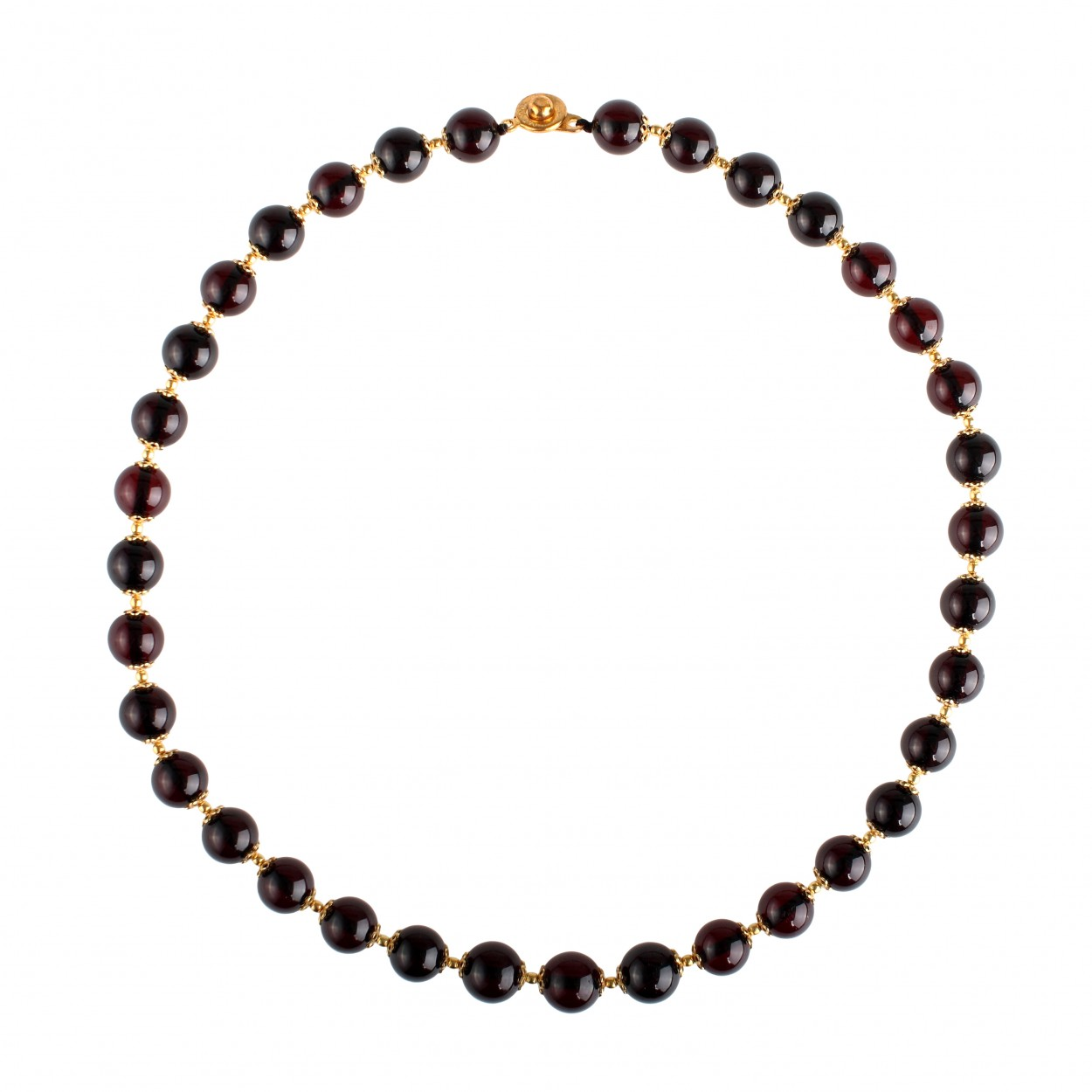 Mermaid Amber Necklace