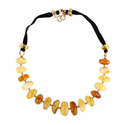 Amber Necklace Clarity