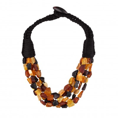 Wellness Amber Necklace