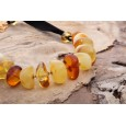 Clarity Amber Necklace
