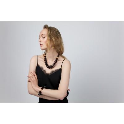 Dance Amber Bracelet