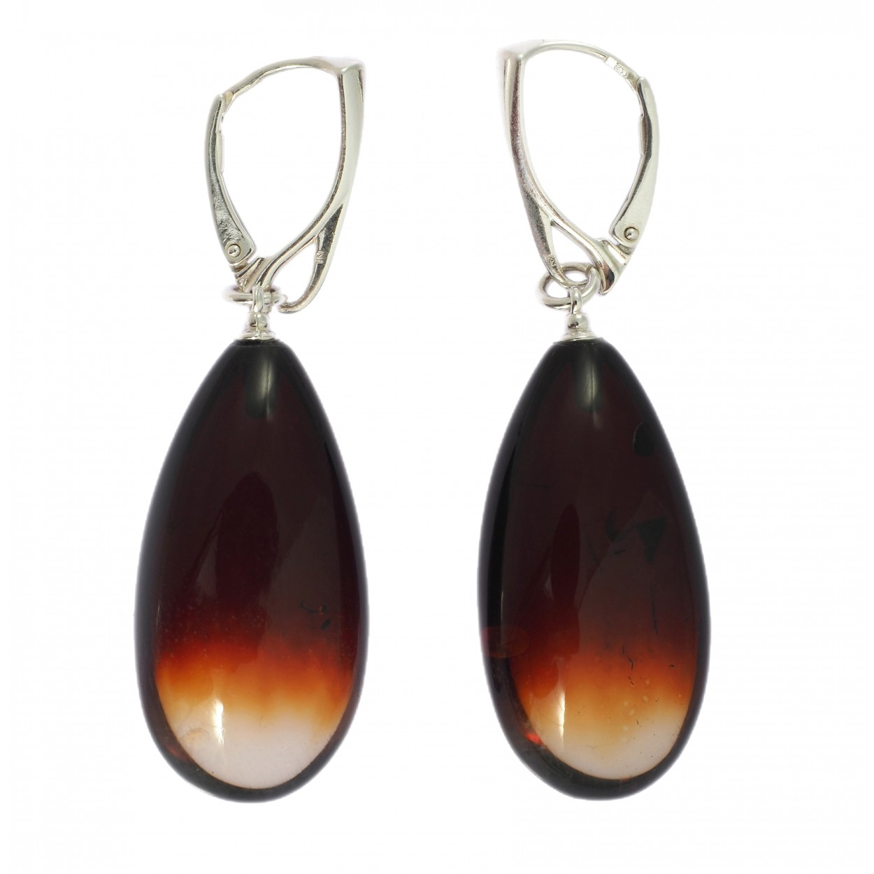 Gomio Junior Amber Earrings