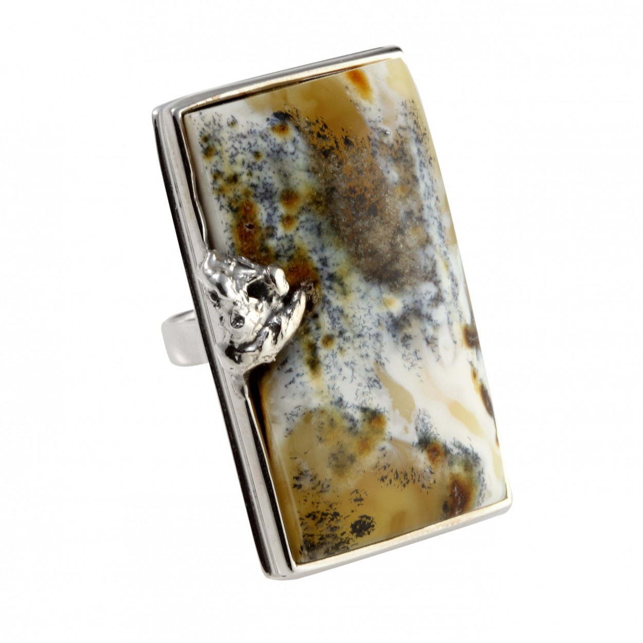 Amazing Amber Ring