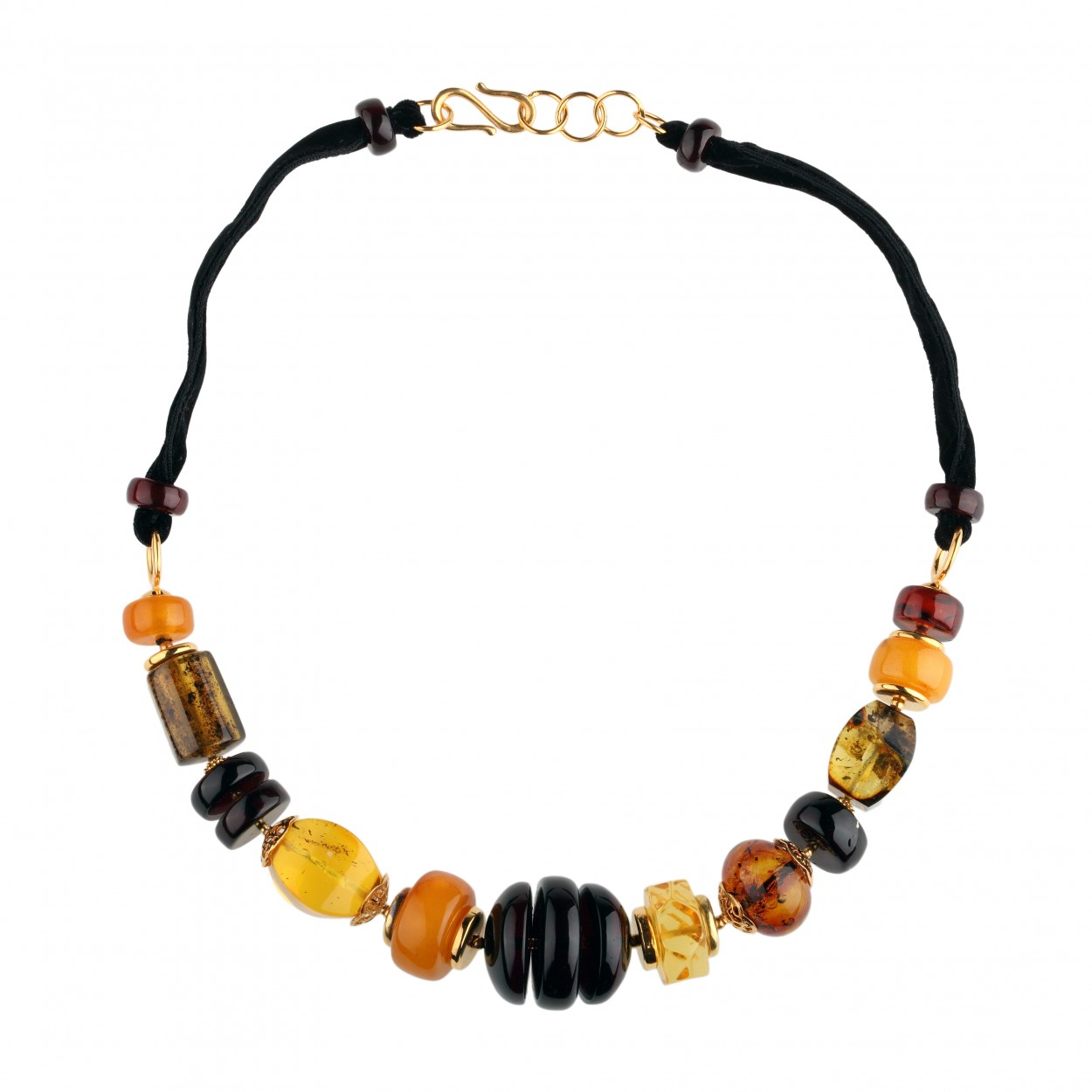 Royal Style  Amber Necklace