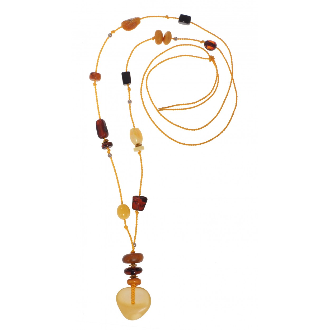 Creativity Amber Necklace
